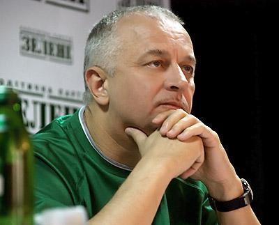 Александр Прогнимак - политический пигмей от экологии