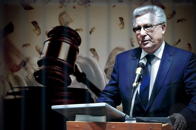 Закоренелый взяточник: сколько и за что брал бывший вице-губернатор Алтайского края?