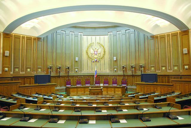Игорь Борисенко — всемогущий решала в Верховном Суде Российской Федерации