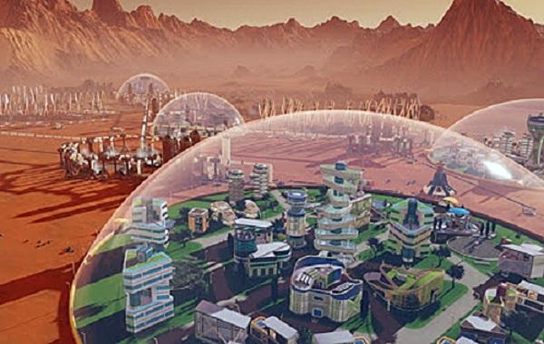 Ядерные удары и стеклянные купола: Маск обнародовал грандиозный план освоения Марса