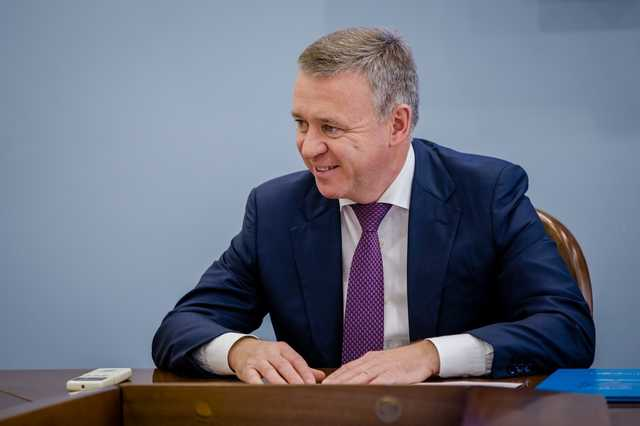 "Мэр Надсадин идет на зов ""предков"""