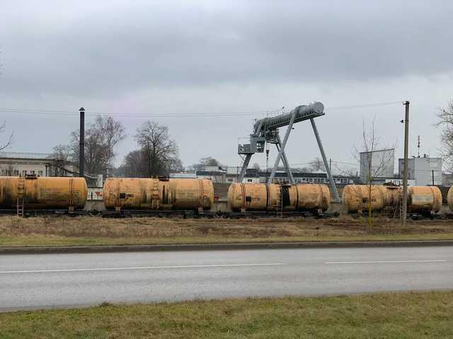 Прибыль Латвийской железной дороги составила ноль евро