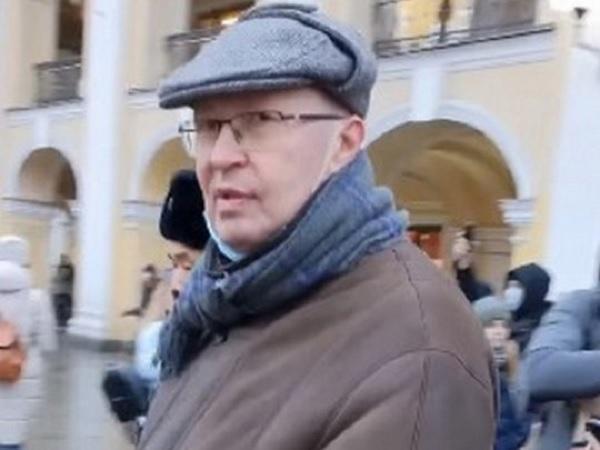 «Обстоятельства непреодолимой силы»: вышедший на волю профессор Соловей подтвердил планы по транзиту власти в РФ