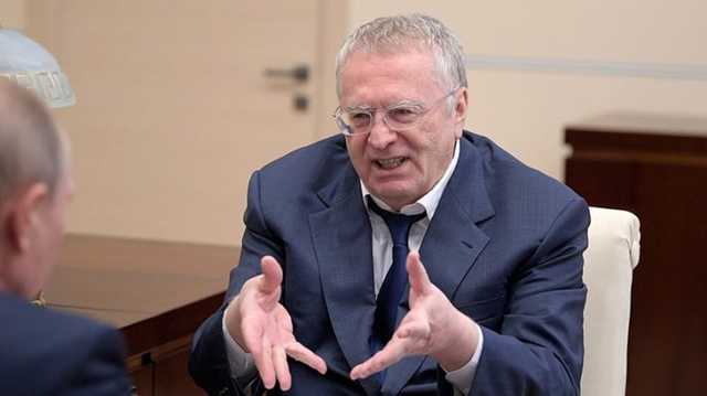 Байден – большее зло: Жириновский призвал Трампа ввести в США чрезвычайное положение