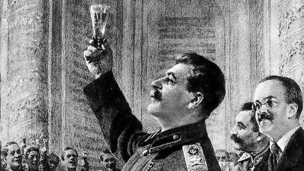 Коммунизм = алкоголизм