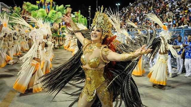 В Рио отменили знаменитый карнавал, который собирались перенести на июль
