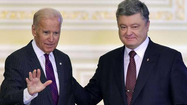 Относительно Байдена и Порошенко в Украине открыли два новых дела