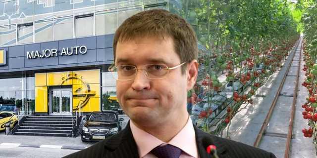 Павел Абросимов: кто стоит за одиозным владельцем автокомпании Major и обанкротившегося Автоторгбанка