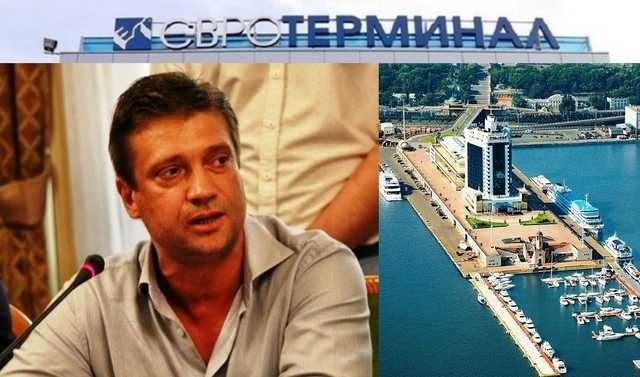Директор одесского Евротерминала Александр Эйсмонт: санкционный уголовник с фальшивым румынским паспортом зачищает интернет