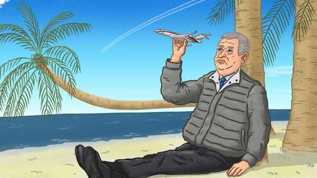Эпидемия не помеха: как самолеты Шувалова и Сечина летали по миру, несмотря на закрытие границ