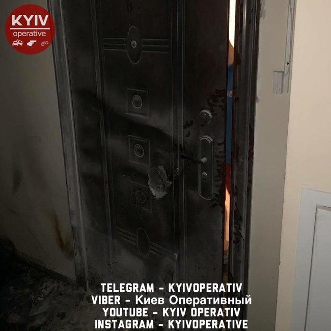 Месть за измену: в Киеве экс-депутат Даниленко поджег автомобиль жены и квартиру, где находились четверо несовершеннолетних детей 05
