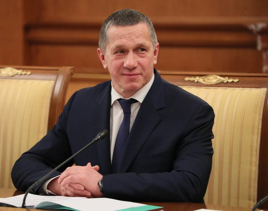 Полпред президента на Дальнем Востоке Юрий Трутнев. Фото © ТАСС / Екатерина Штукина / POOL